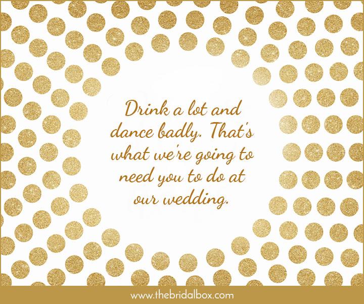 Wedding Invitation Wording - 9