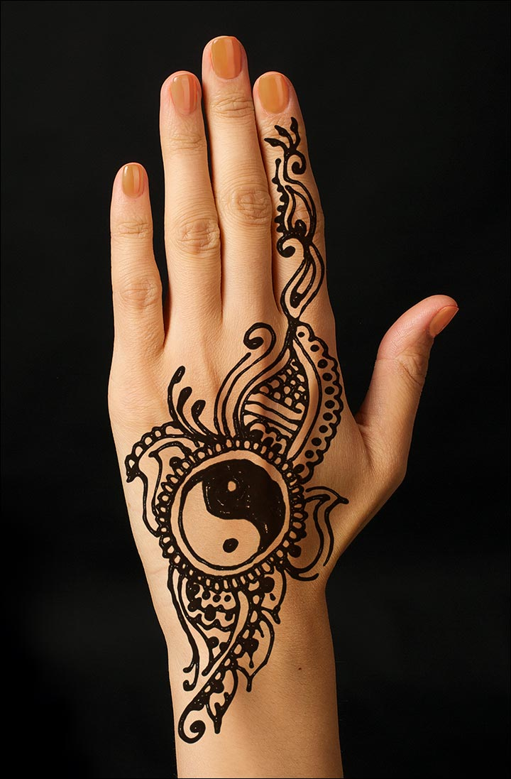 Mehndi Tattoo Designs - Your Inner Chi