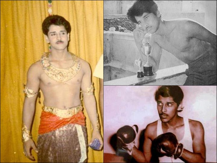 Vikram's Marriage - Kennedy John Victor, Vikram's Beginning
