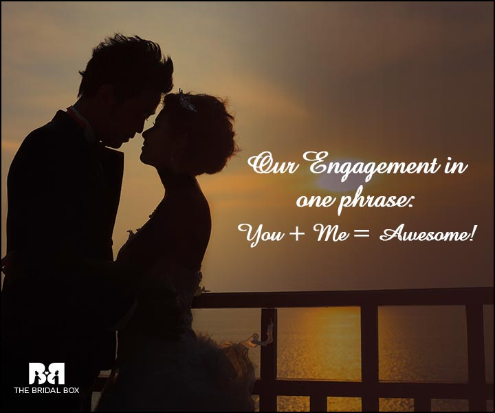Engagement Quotes - Awesome