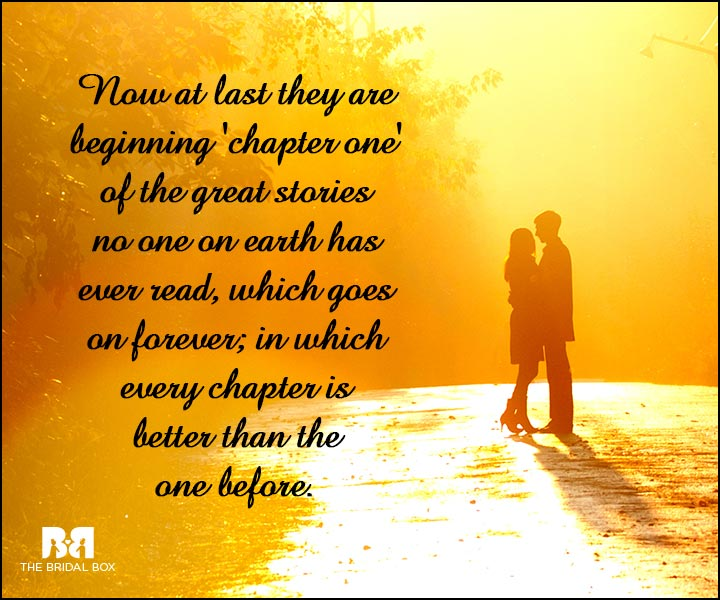 Engagement Quotes - Chapter One