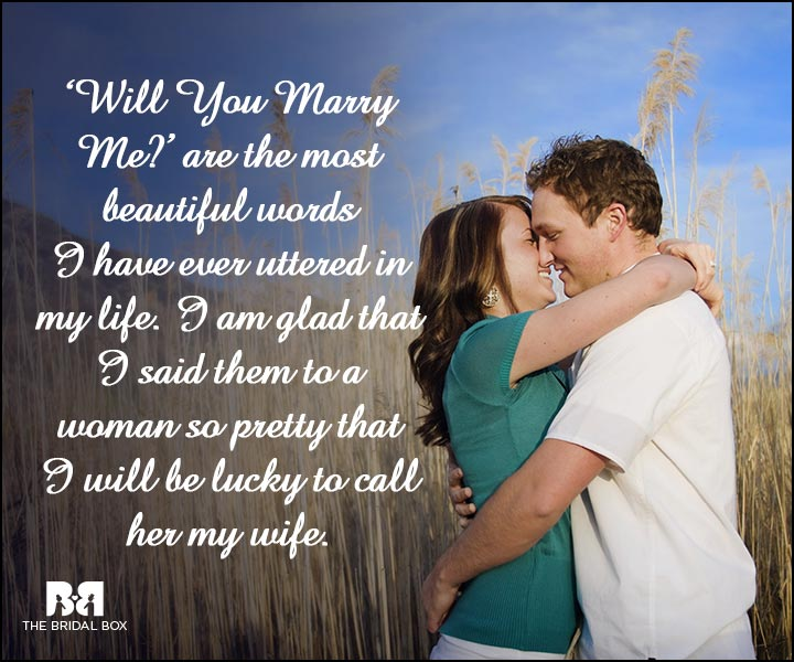 Engagement Quotes - The Most Beautiful Words