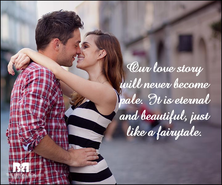 Engagement Quotes - Eternal And Beautiful