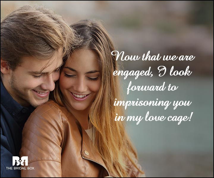 Engagement Quotes - We Are Engaged