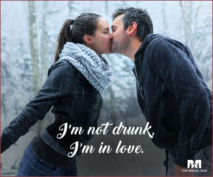 In Love Status - Not Drunk