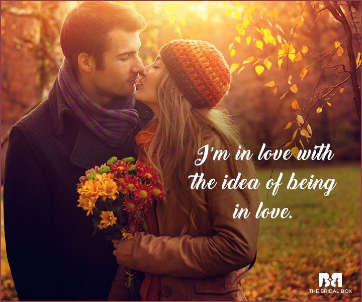 In Love Status - I'm In Love