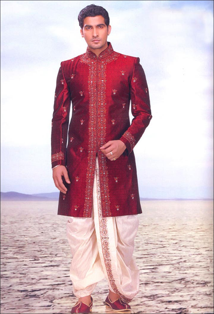 kerala groom wear dress