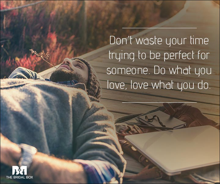 Dating is a waste of time quotes