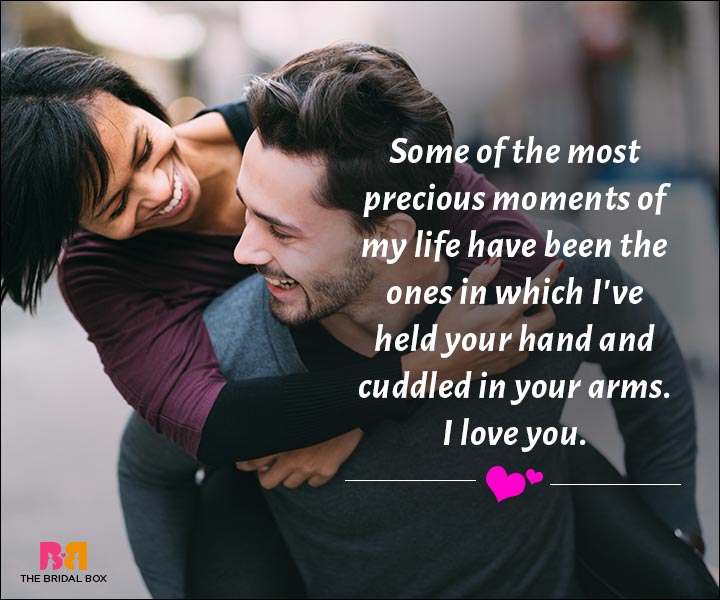 Love Messages For Husband - MY Most Precious Moments With You