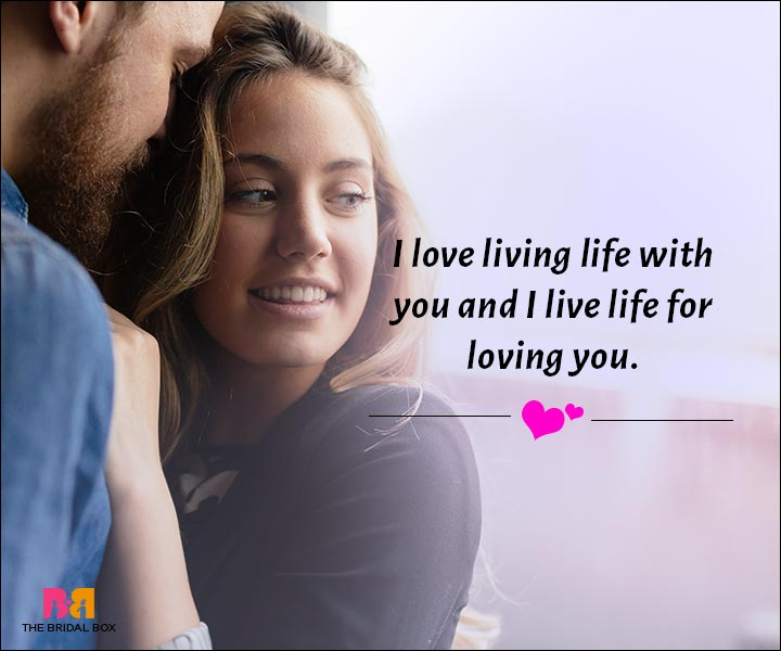 Love Messages For Husband - With You And For You