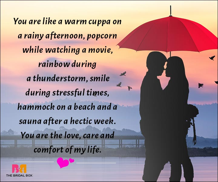 Love Messages For Husband - A Warm Cuppa