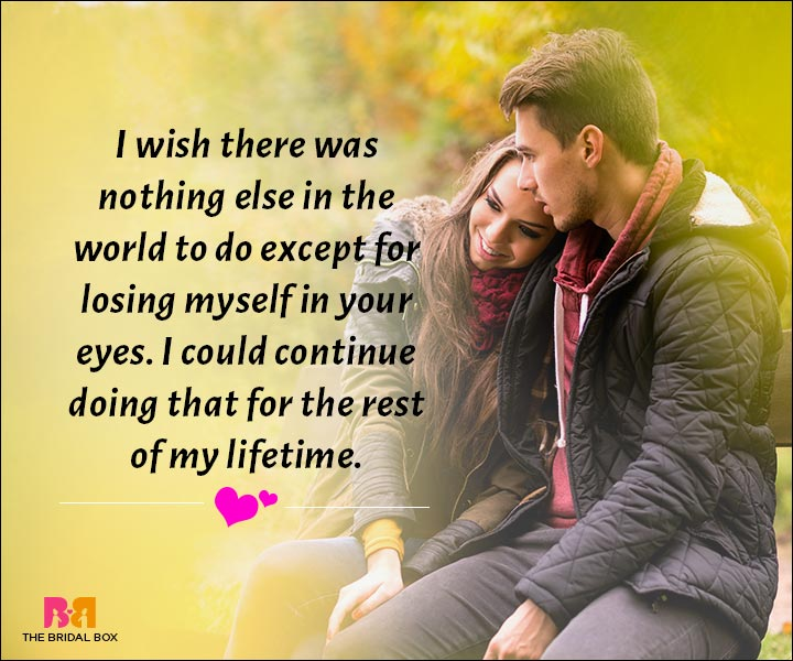 Love Messages For Husband - I Wish So