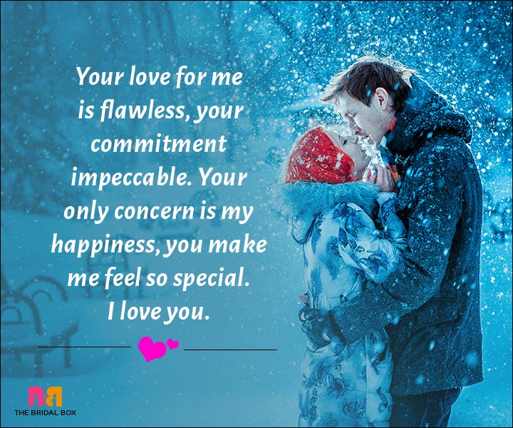 Love Messages For Husband - Your Love For Me