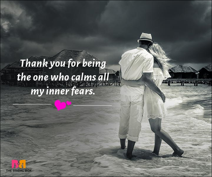 Love Messages For Husband - My Calm