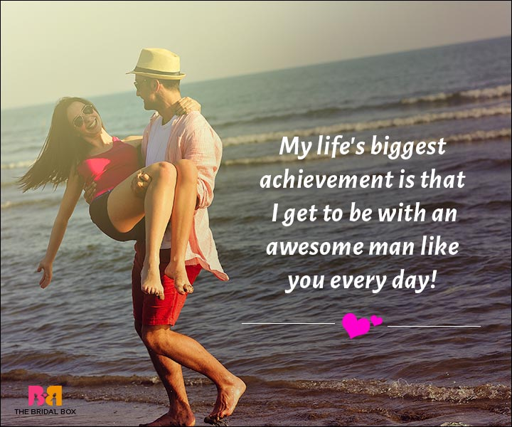 love-messages-for-husband-8Love Messages For Husband - I Get To Be With An Awesome Man