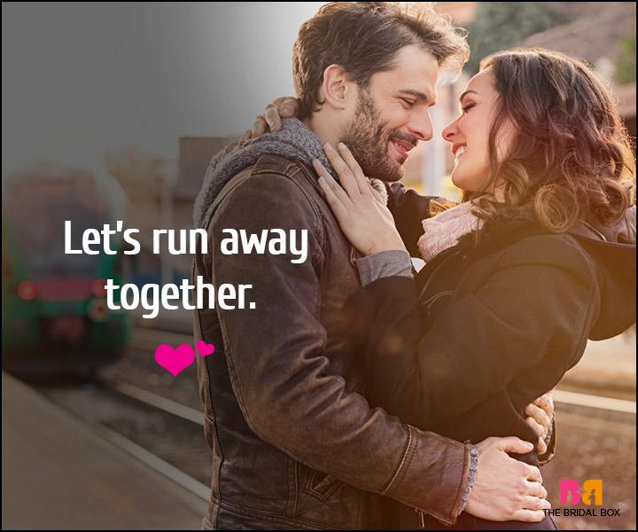 Love Notes - Let's Run Away