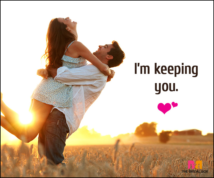 Love Notes - I'm Keeping You
