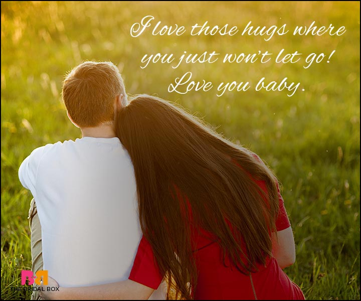 Love Quotes For Wife - Hugs