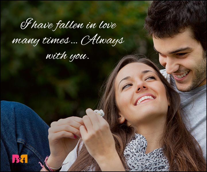 Love Quotes For Wife - Always With You