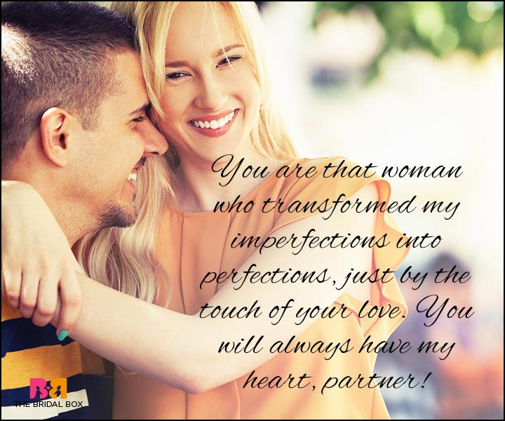 Love Quotes For Wife - Partner