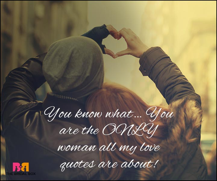 Love Quotes For Wife - All My Love