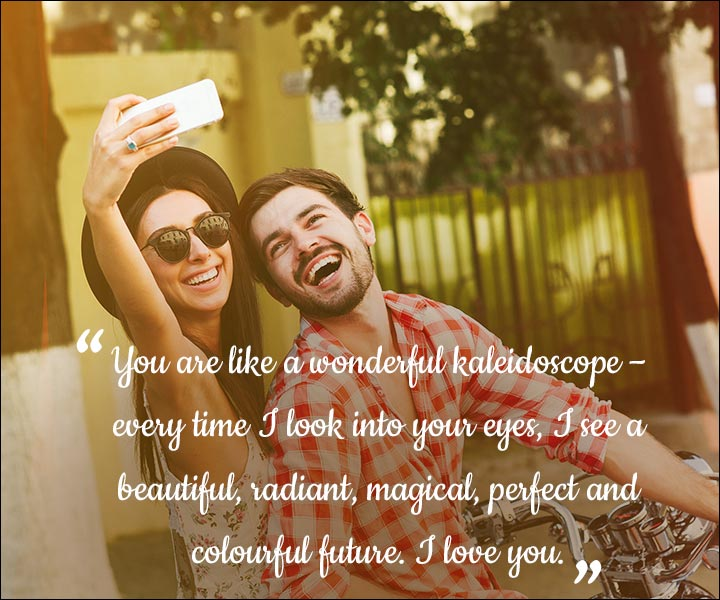 Mushy Love SMS For Husband - Our Colourful Future