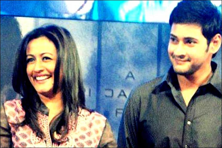 Mahesh Babu's Marriage With Namrata Shirodkar - Mahesh With Namrata