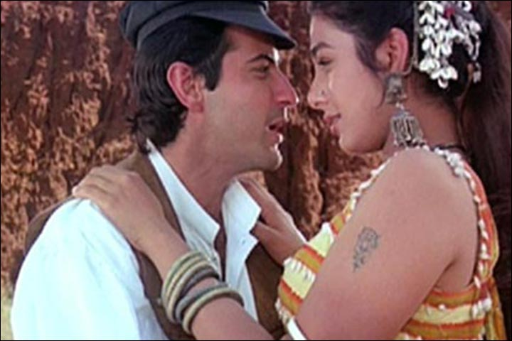 Tabu Marriage - Tabu And Sanjay Kapoor In Prem