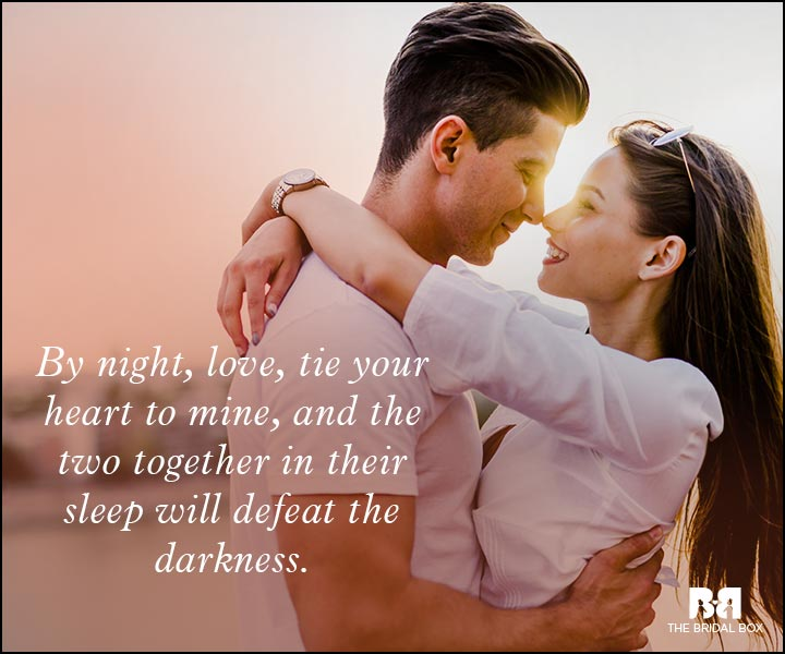 Romantic Love Messages - Let's Defeat The Darkness