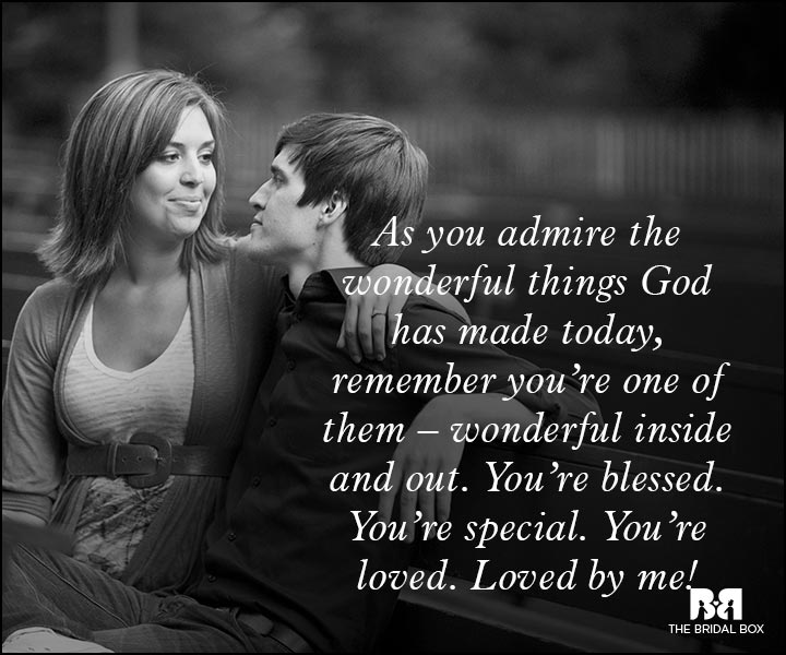 Romantic Love Messages - Wonderful Inside And Outside
