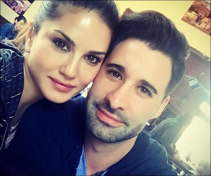 Sunny Leone Marriage To Daniel Weber - Sunny And Daniel