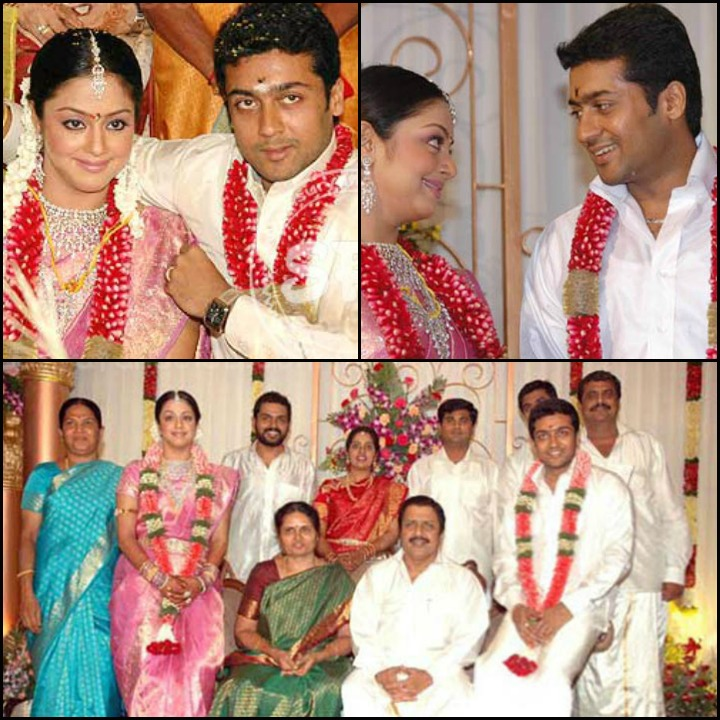 Surya Jyothika Marriage Reel Love To Real Love