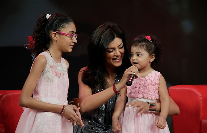 The Sushmita Sen Marriage - A Warrior