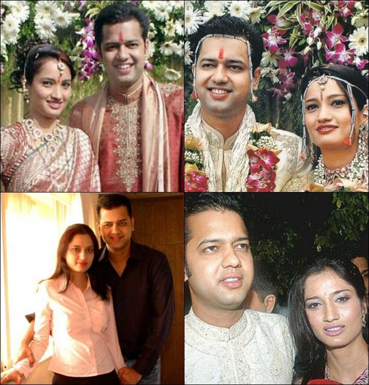 Rahul Mahajan Marriage - Rahul Mahajan And Shweta Singh