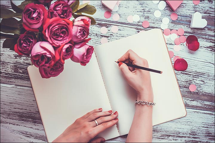 How To Write A Love Letter To Your Boyfriend - Start With A Rough Draft