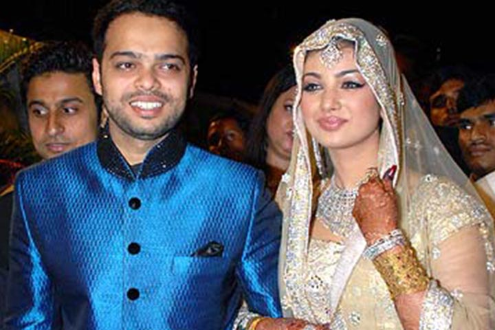Ayesha Takia wedding day - Royal Wedding 50 Cent Coin