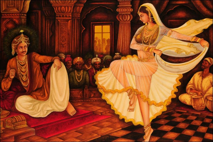 Famous Love Stories - Bajirao And Mastani
