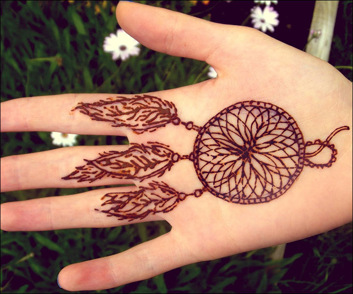 Small Mehndi Designs 15 Designs Small In Size But Big On Style