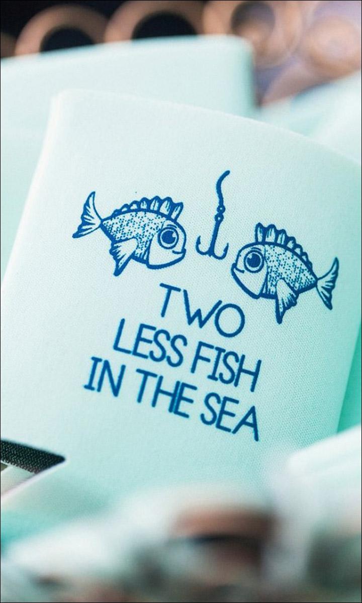Engagement Invitation Ideas - Fishy News