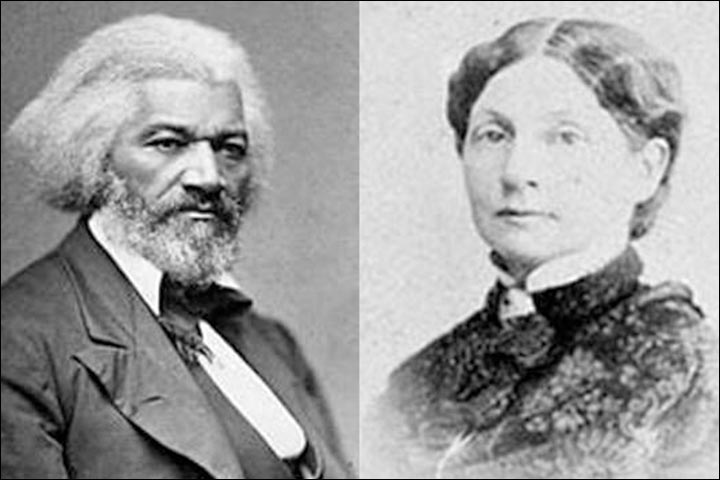 Real Life Love Stories - Frederick Douglass And Helen Pitts
