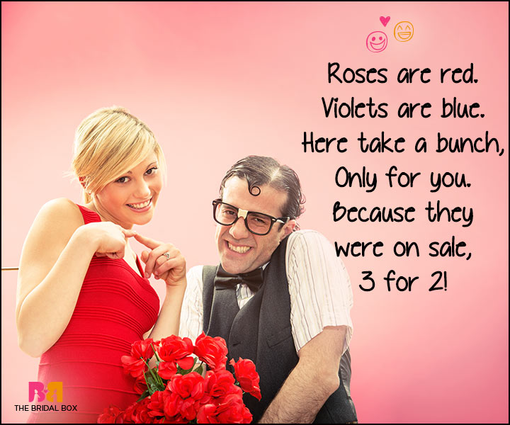 Funny Love Poems: 15 That Guarantee To Tickle Your Funny Bone
