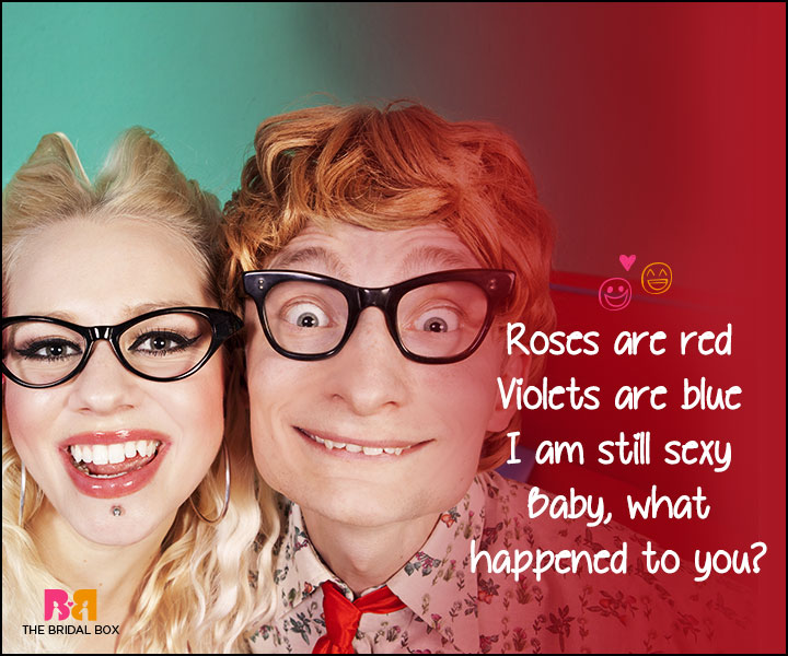Funny Love Poems - What Happened?