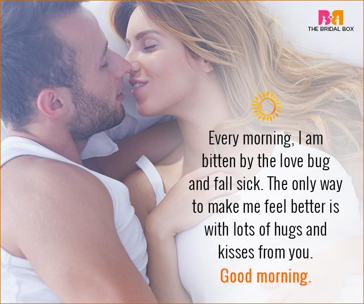 Good Morning Love Quotes For Husband