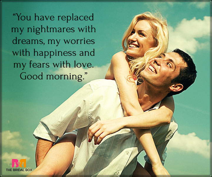 Good Morning Love Messages For Boyfriend - Good Morning