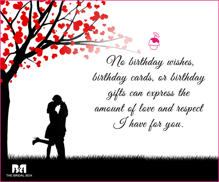 70 love birthday messages to wish that special someone happy birthday love sms the love and respect bookmarktalkfo Image collections