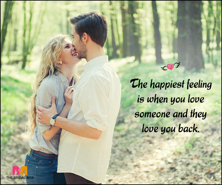 Feeling Happy Love Quotes Archidev