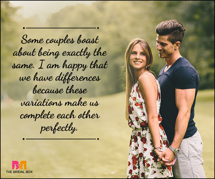 Husband And Wife Love Quotes - These Variations