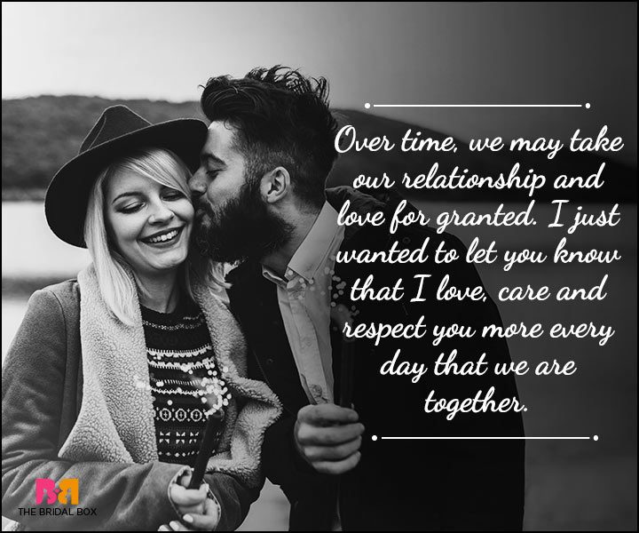 Husband And Wife Love Quotes - I Want You To Know