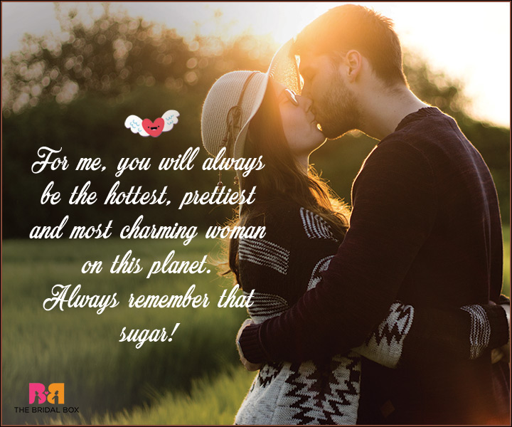 I Love You Messages For Wife - For Me