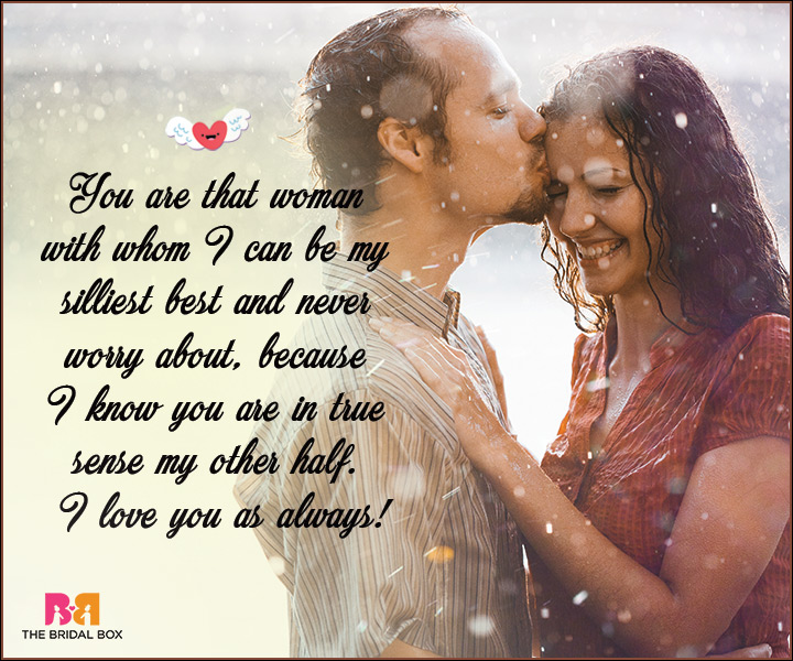 I Love You Messages For Wife - You Are That Woman